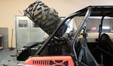 Bed Lift Spare Tire Mount 2014-2019 RZR XP 1000 & Turbo