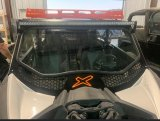 Can Am X3 Windshield - Stock Cage