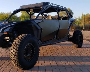 Can Am X3 MAX 4 Doors Complete